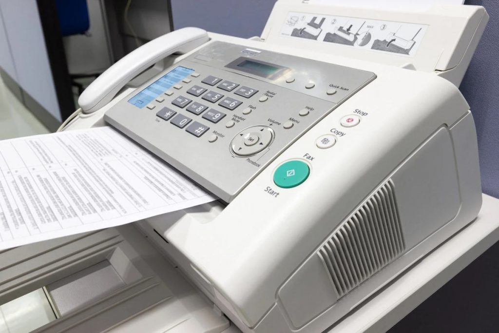 e-Share - Fax image