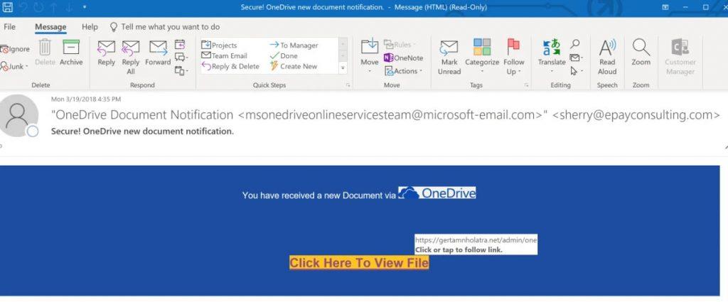 e-Share - OneDrive